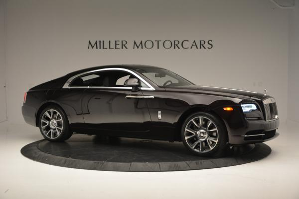 Used 2017 Rolls-Royce Wraith for sale Sold at Maserati of Greenwich in Greenwich CT 06830 9