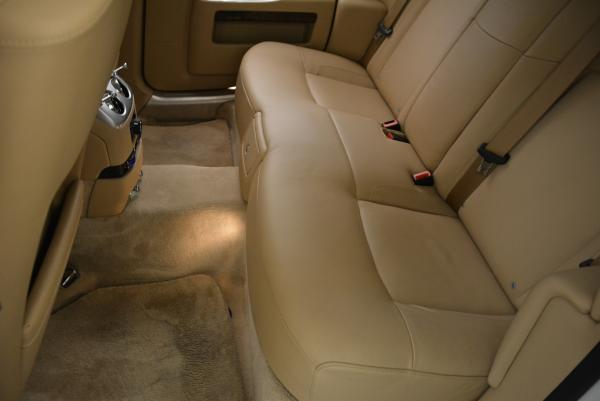 Used 2013 Rolls-Royce Ghost for sale Sold at Maserati of Greenwich in Greenwich CT 06830 24