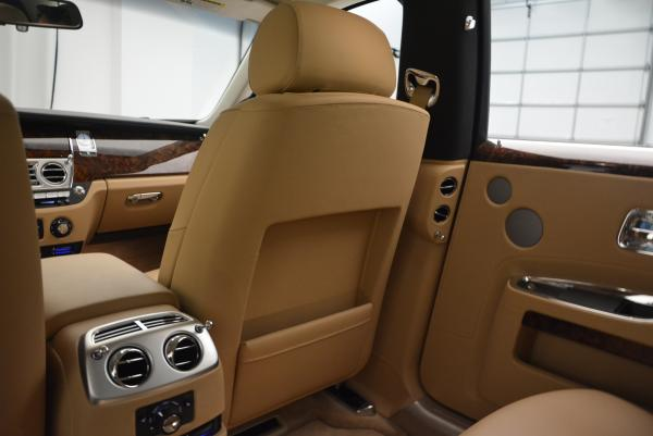 Used 2013 Rolls-Royce Ghost for sale Sold at Maserati of Greenwich in Greenwich CT 06830 27
