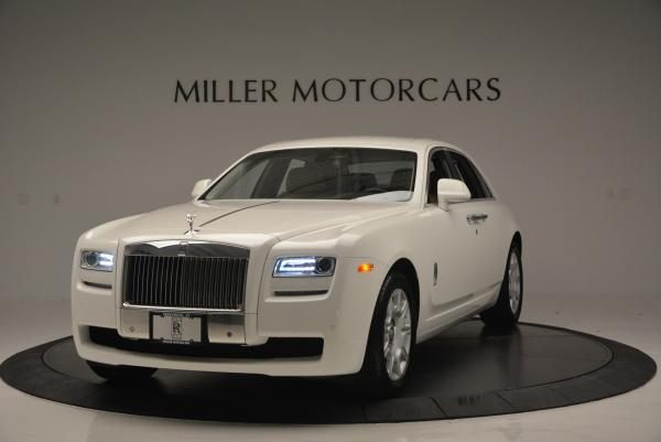Used 2013 Rolls-Royce Ghost for sale Sold at Maserati of Greenwich in Greenwich CT 06830 1
