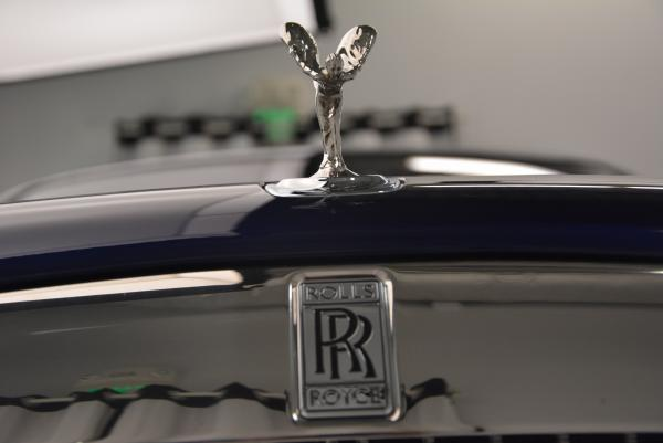 Used 2016 Rolls-Royce Ghost Series II for sale Sold at Maserati of Greenwich in Greenwich CT 06830 18