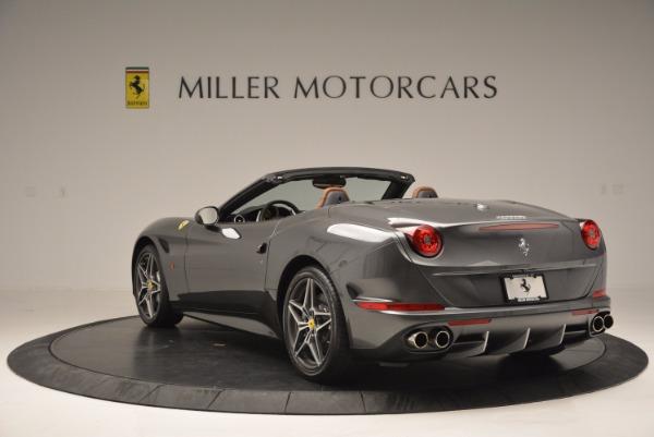 Used 2015 Ferrari California T for sale Sold at Maserati of Greenwich in Greenwich CT 06830 5