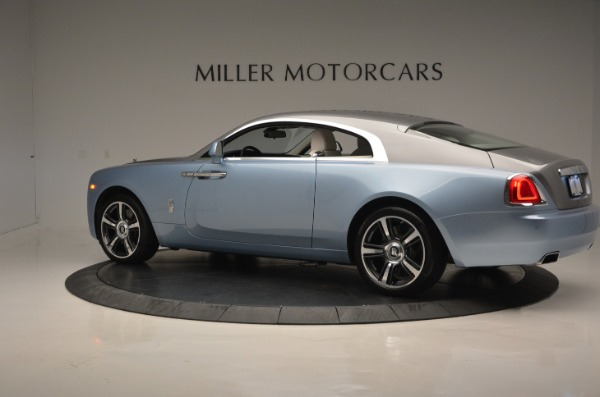 Used 2015 Rolls-Royce Wraith for sale Sold at Maserati of Greenwich in Greenwich CT 06830 4