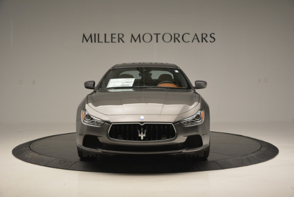 Used 2017 Maserati Ghibli S Q4  EX-LOANER for sale Sold at Maserati of Greenwich in Greenwich CT 06830 12
