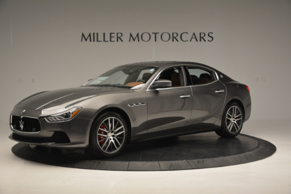 Used 2017 Maserati Ghibli S Q4  EX-LOANER for sale Sold at Maserati of Greenwich in Greenwich CT 06830 2