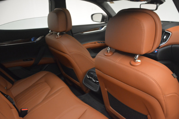 Used 2017 Maserati Ghibli S Q4  EX-LOANER for sale Sold at Maserati of Greenwich in Greenwich CT 06830 22