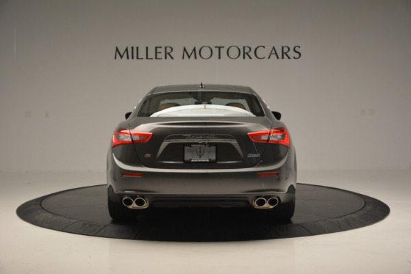 Used 2017 Maserati Ghibli S Q4  EX-LOANER for sale Sold at Maserati of Greenwich in Greenwich CT 06830 6