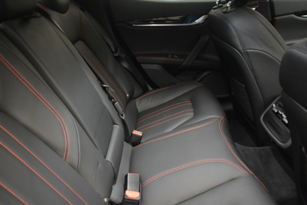 New 2017 Maserati Ghibli S Q4 for sale Sold at Maserati of Greenwich in Greenwich CT 06830 23