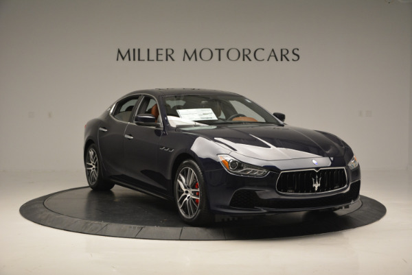 Used 2017 Maserati Ghibli S Q4 - EX Loaner for sale Sold at Maserati of Greenwich in Greenwich CT 06830 11
