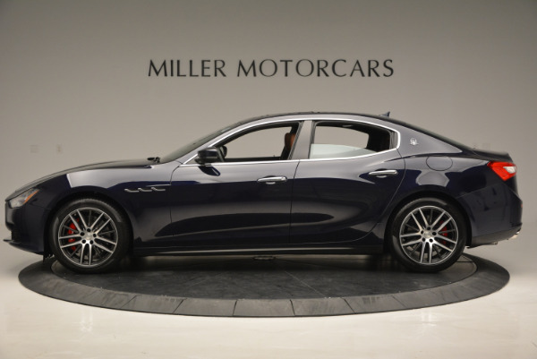 Used 2017 Maserati Ghibli S Q4 - EX Loaner for sale Sold at Maserati of Greenwich in Greenwich CT 06830 3