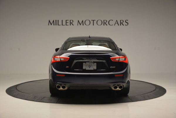 Used 2017 Maserati Ghibli S Q4 - EX Loaner for sale Sold at Maserati of Greenwich in Greenwich CT 06830 6