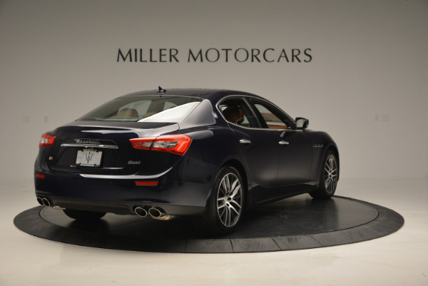 Used 2017 Maserati Ghibli S Q4 - EX Loaner for sale Sold at Maserati of Greenwich in Greenwich CT 06830 7