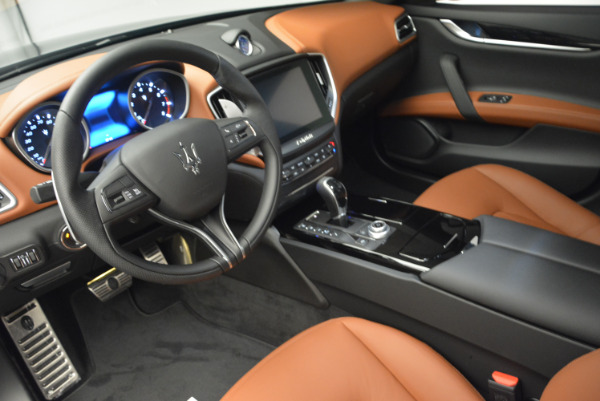 New 2017 Maserati Ghibli S Q4 for sale Sold at Maserati of Greenwich in Greenwich CT 06830 13