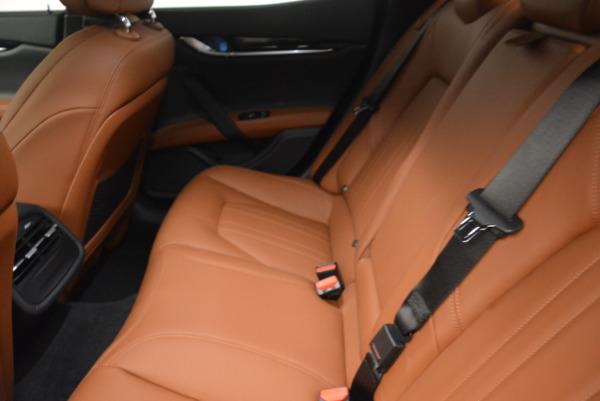 New 2017 Maserati Ghibli S Q4 for sale Sold at Maserati of Greenwich in Greenwich CT 06830 17