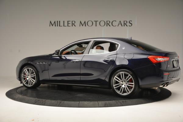 New 2017 Maserati Ghibli S Q4 for sale Sold at Maserati of Greenwich in Greenwich CT 06830 4