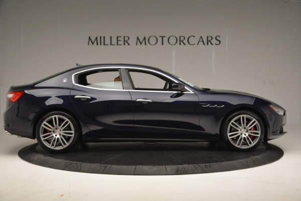 New 2017 Maserati Ghibli S Q4 for sale Sold at Maserati of Greenwich in Greenwich CT 06830 9
