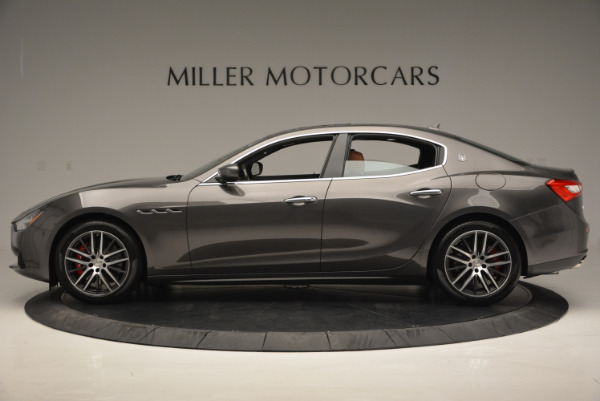 New 2017 Maserati Ghibli S Q4 for sale Sold at Maserati of Greenwich in Greenwich CT 06830 3