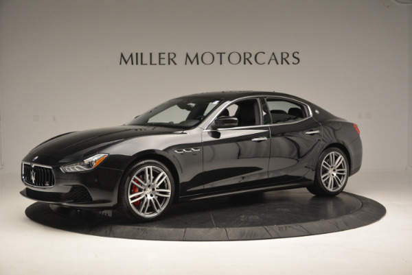New 2017 Maserati Ghibli S Q4 for sale Sold at Maserati of Greenwich in Greenwich CT 06830 2