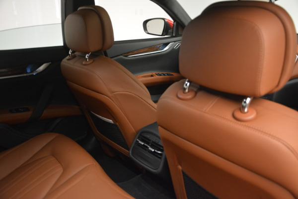 New 2017 Maserati Ghibli S Q4 for sale Sold at Maserati of Greenwich in Greenwich CT 06830 22