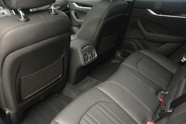 New 2017 Maserati Levante 350hp for sale Sold at Maserati of Greenwich in Greenwich CT 06830 16