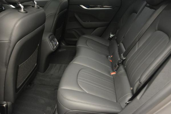 New 2017 Maserati Levante 350hp for sale Sold at Maserati of Greenwich in Greenwich CT 06830 17