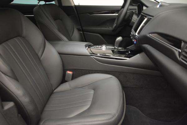 New 2017 Maserati Levante 350hp for sale Sold at Maserati of Greenwich in Greenwich CT 06830 20