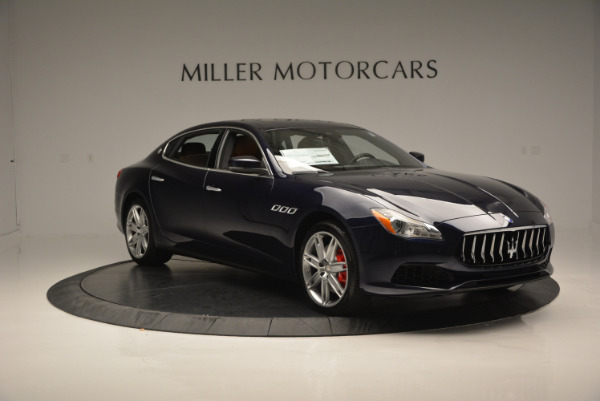 New 2017 Maserati Quattroporte S Q4 for sale Sold at Maserati of Greenwich in Greenwich CT 06830 11