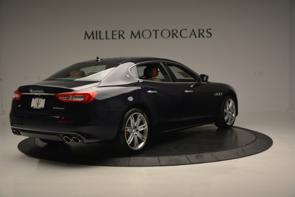 New 2017 Maserati Quattroporte S Q4 for sale Sold at Maserati of Greenwich in Greenwich CT 06830 7