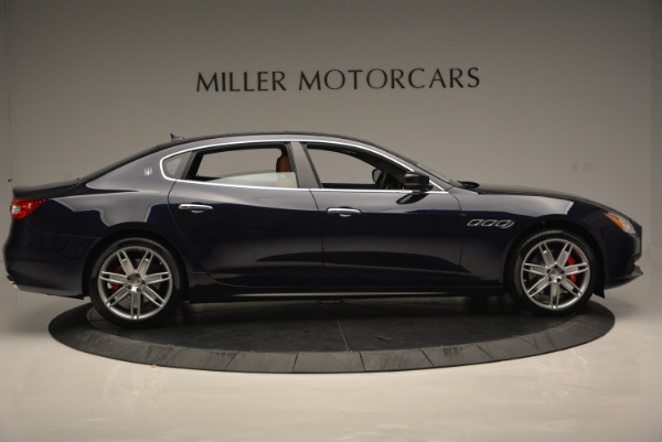 New 2017 Maserati Quattroporte S Q4 for sale Sold at Maserati of Greenwich in Greenwich CT 06830 9