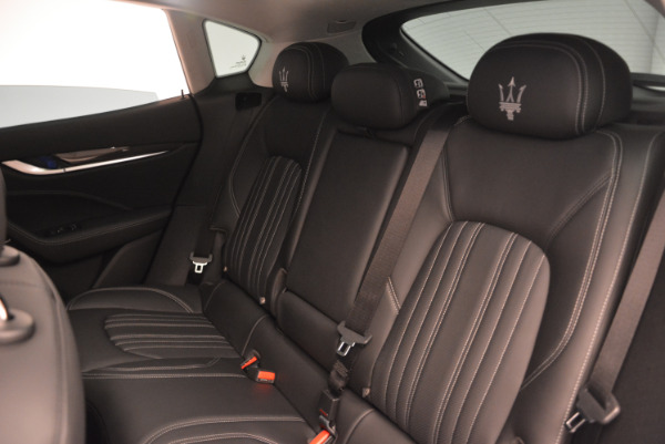 New 2017 Maserati Levante 350hp for sale Sold at Maserati of Greenwich in Greenwich CT 06830 18