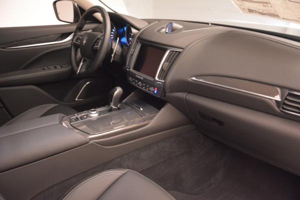 New 2017 Maserati Levante 350hp for sale Sold at Maserati of Greenwich in Greenwich CT 06830 19