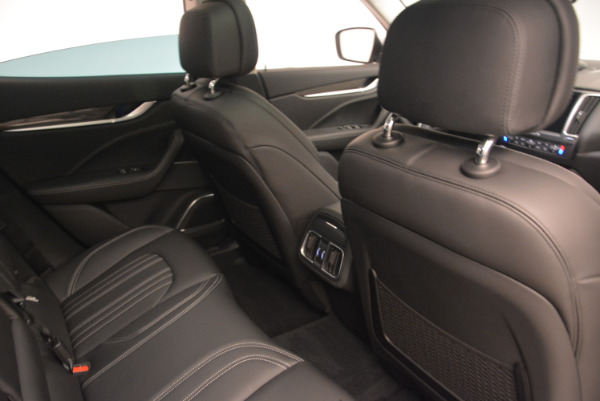 New 2017 Maserati Levante 350hp for sale Sold at Maserati of Greenwich in Greenwich CT 06830 22