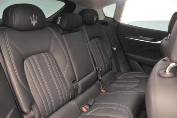 New 2017 Maserati Levante 350hp for sale Sold at Maserati of Greenwich in Greenwich CT 06830 24