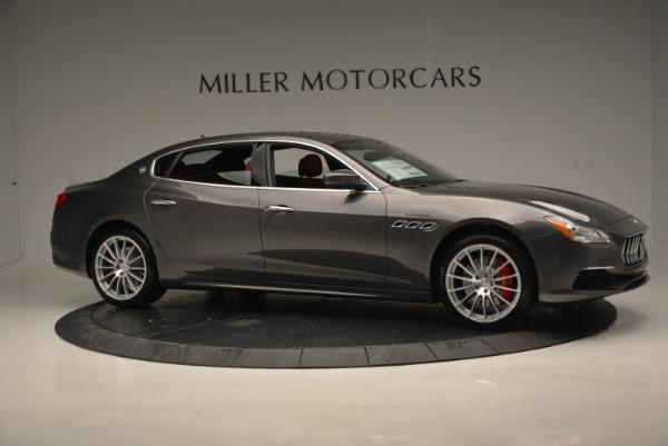 New 2017 Maserati Quattroporte S Q4 GranLusso for sale Sold at Maserati of Greenwich in Greenwich CT 06830 10