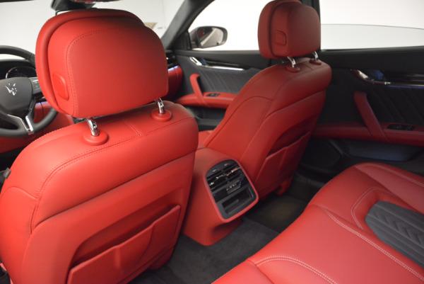 New 2017 Maserati Quattroporte S Q4 GranLusso for sale Sold at Maserati of Greenwich in Greenwich CT 06830 18