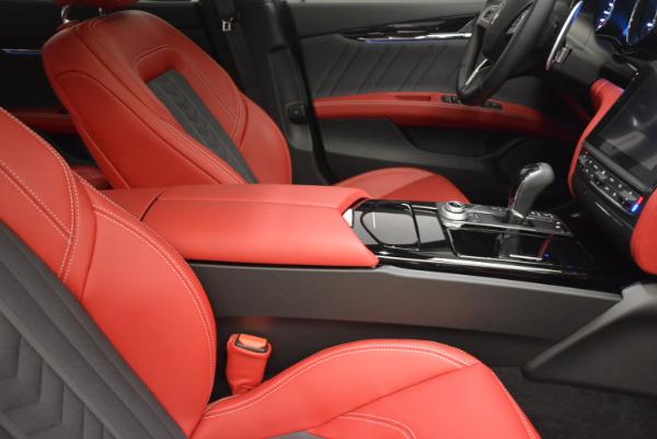 New 2017 Maserati Quattroporte S Q4 GranLusso for sale Sold at Maserati of Greenwich in Greenwich CT 06830 24