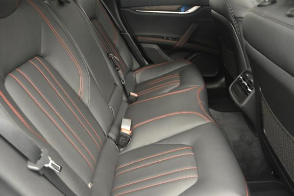 Used 2016 Maserati Ghibli S Q4 for sale Sold at Maserati of Greenwich in Greenwich CT 06830 17