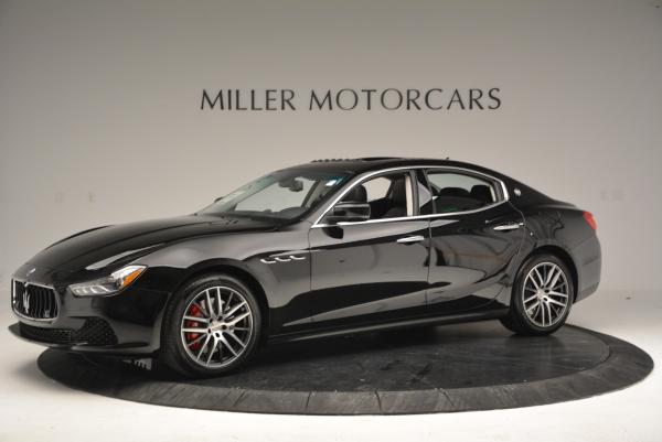 Used 2016 Maserati Ghibli S Q4 for sale Sold at Maserati of Greenwich in Greenwich CT 06830 2