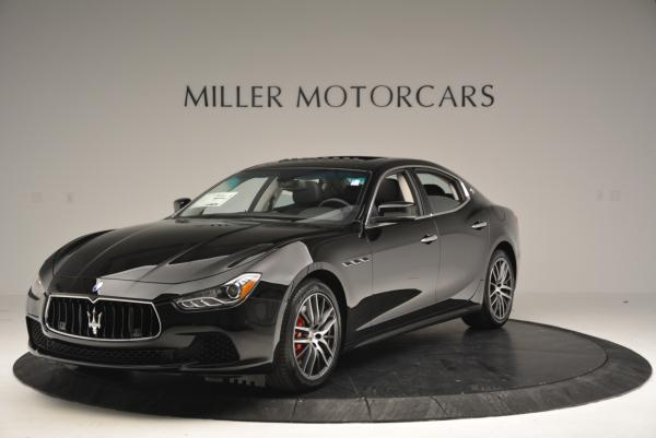 Used 2016 Maserati Ghibli S Q4 for sale Sold at Maserati of Greenwich in Greenwich CT 06830 24