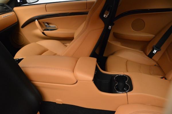 New 2017 Maserati GranTurismo Sport for sale Sold at Maserati of Greenwich in Greenwich CT 06830 17