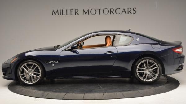 New 2017 Maserati GranTurismo Sport for sale Sold at Maserati of Greenwich in Greenwich CT 06830 3