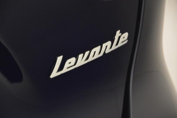 New 2017 Maserati Levante S for sale Sold at Maserati of Greenwich in Greenwich CT 06830 7