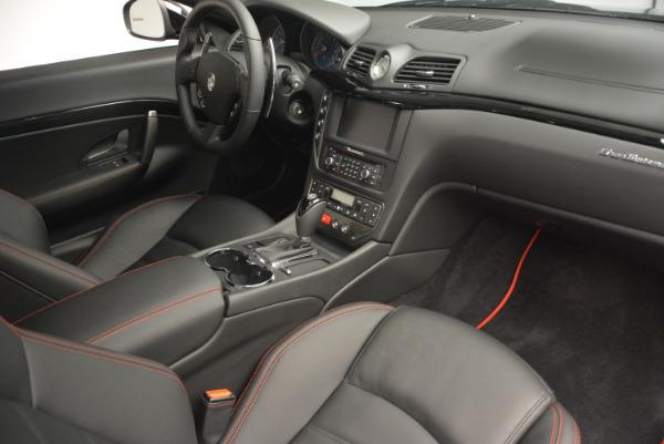New 2016 Maserati GranTurismo Sport for sale Sold at Maserati of Greenwich in Greenwich CT 06830 18