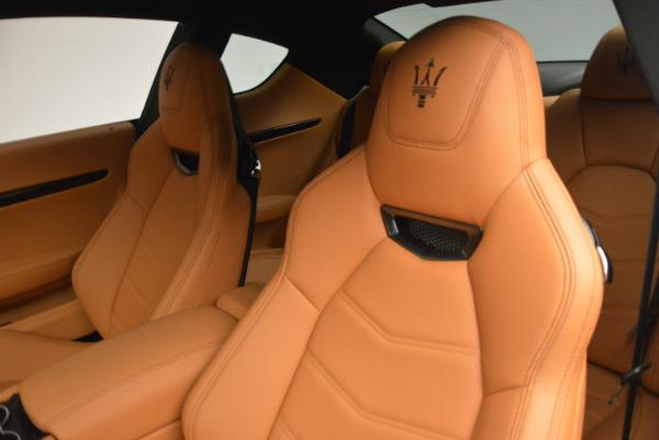 New 2017 Maserati GranTurismo Sport for sale Sold at Maserati of Greenwich in Greenwich CT 06830 15