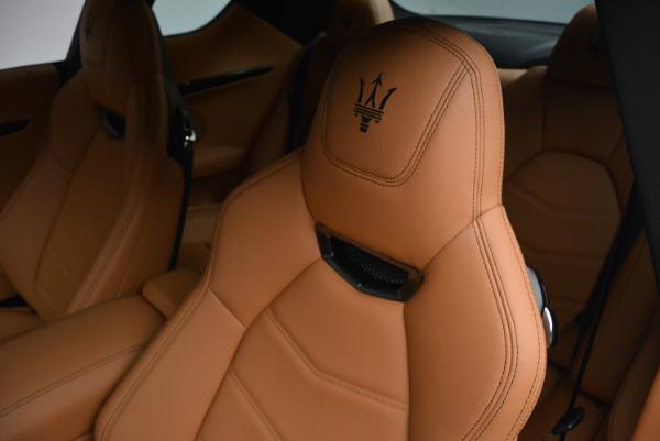 New 2017 Maserati GranTurismo Sport for sale Sold at Maserati of Greenwich in Greenwich CT 06830 18