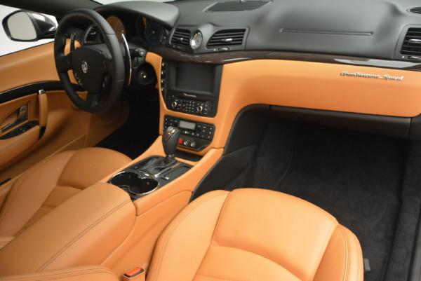 New 2017 Maserati GranTurismo Sport for sale Sold at Maserati of Greenwich in Greenwich CT 06830 19
