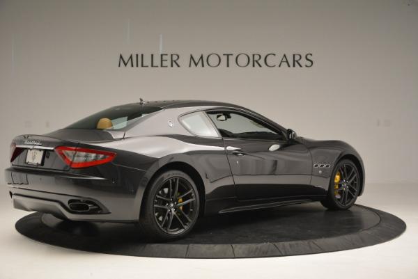 New 2017 Maserati GranTurismo Sport for sale Sold at Maserati of Greenwich in Greenwich CT 06830 8