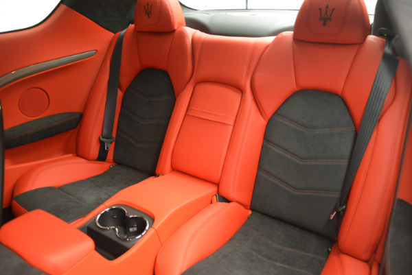 New 2017 Maserati GranTurismo Sport for sale Sold at Maserati of Greenwich in Greenwich CT 06830 20