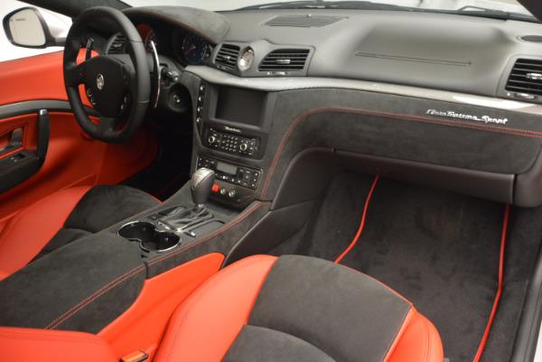 New 2017 Maserati GranTurismo Sport for sale Sold at Maserati of Greenwich in Greenwich CT 06830 21