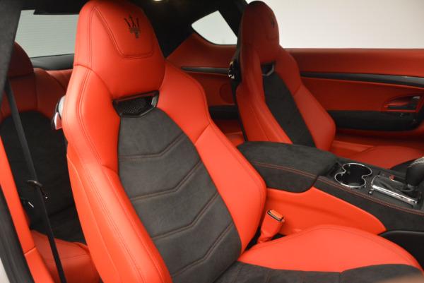 New 2017 Maserati GranTurismo Sport for sale Sold at Maserati of Greenwich in Greenwich CT 06830 23